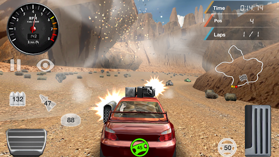 Armored Off-Road Racing- screenshot thumbnail
