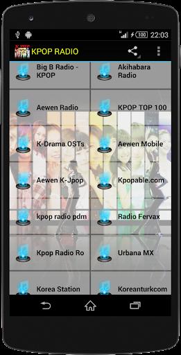 KPOP RADIO MUSIC