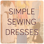 Simple Sewing Dresses