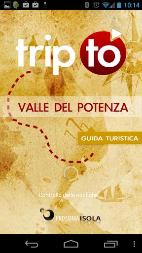 TripTo Valle Del Potenza