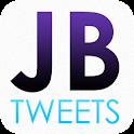 Justin Bieber Tweets logo