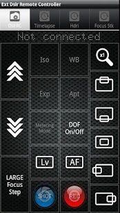 DSLR Remote Controller Ext - screenshot thumbnail