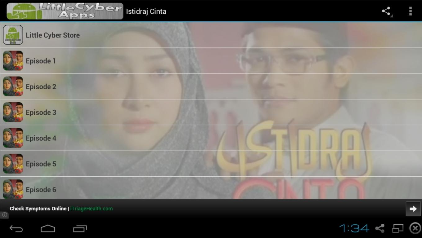 Istidraj Cinta - screenshot