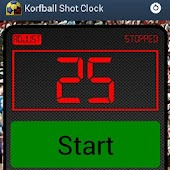 Korfball Shot Clock