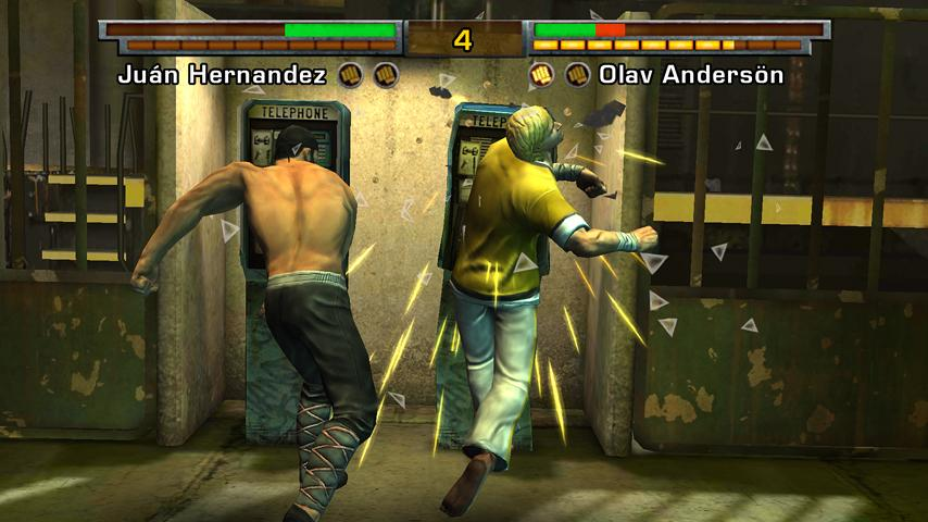 Fight Game: Heroes - screenshot