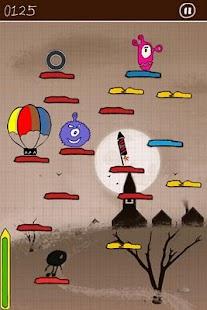 (Free)Doodle Jump Now!!! - screenshot thumbnail