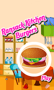Ransack Kitchen Burgers 休閒 App-愛順發玩APP