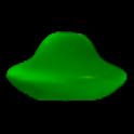 Ufo Copter 3D logo