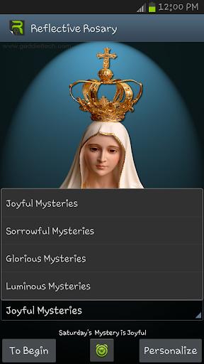 Reflective Rosary