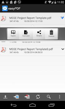 easyPDF - Best PDF Converter