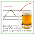 Alcohol Level Evolution icon