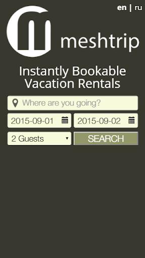 MeshTrip Vacation Rentals