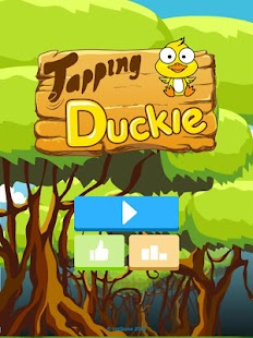 Tapping Duckie