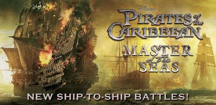 تصوی ربازی آندروید Pirates of the Caribbean