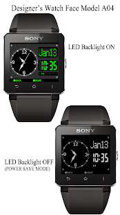 玩生活App|A04 WatchFace for SmartWatch2免費|APP試玩
