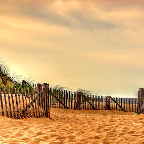 Race Point - Cape Cod by Mithun Das - Landscapes Beaches