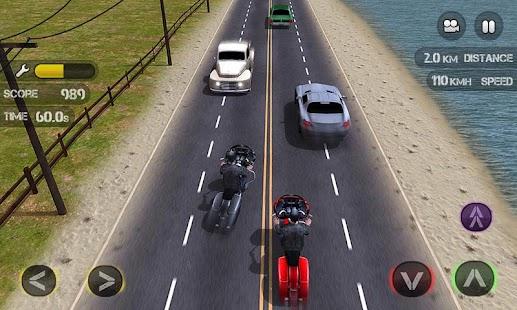 Race the Traffic Moto v 1 0 15 Mod (Money\ Full\ Ad-Free) | ApkPhone