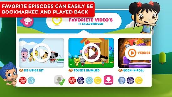 Nick Jr. - Watch & Learn - screenshot thumbnail