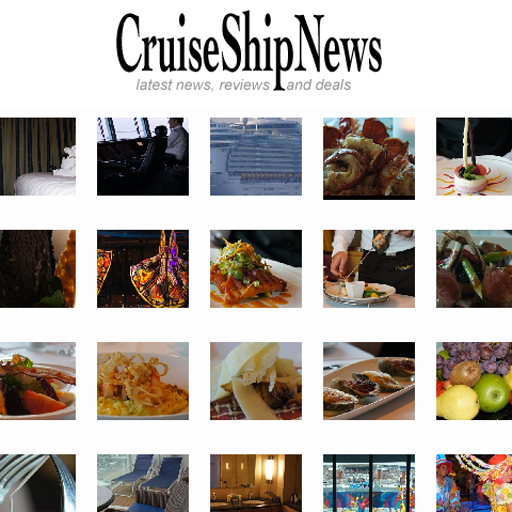 Cruise Ship News 旅遊 App LOGO-APP開箱王