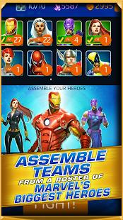 Marvel Puzzle Quest Dark Reign - screenshot thumbnail