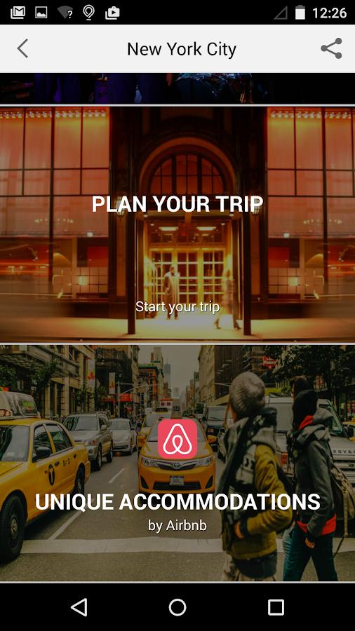 GuidePal Offline City Guides - screenshot