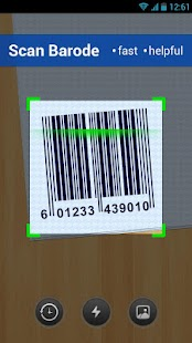 OK Scan(QR&Barcode)- screenshot thumbnail