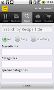 Fast Paleo 4,500 Paleo Recipes- screenshot thumbnail
