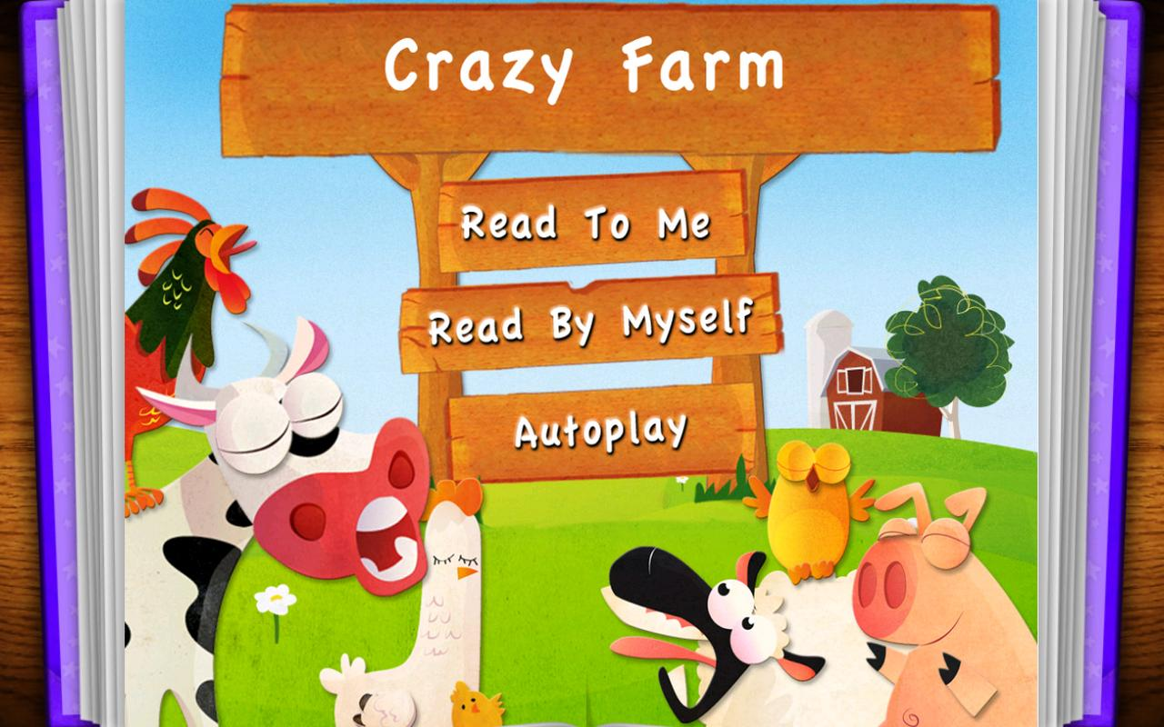 Crazy Farm HD - screenshot