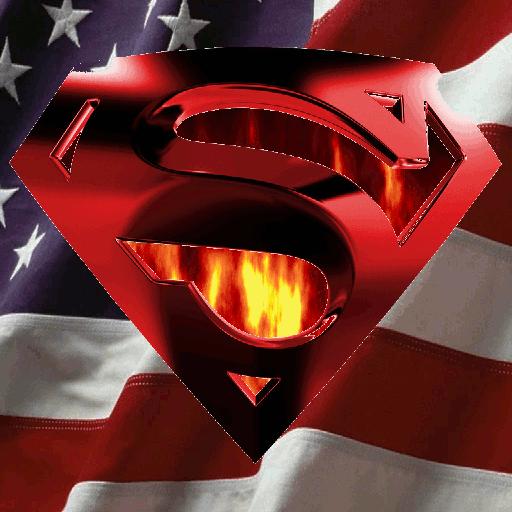 Superman 3D Live Wallpaper (3.50 Mb)