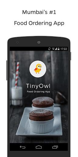 TinyOwl Food Ordering