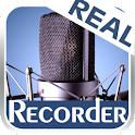 Voice Recorder-REAL MIC logo
