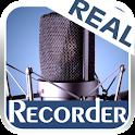 Voice Recorder-REAL MIC logo