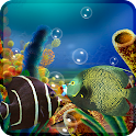 Aquarium Fish Live Wallpaper icon