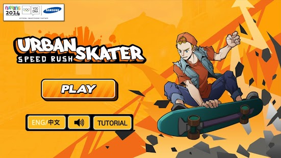 Urban Skater: Speed Rush