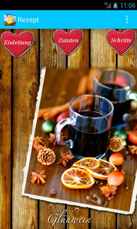 Winter-Rezepte: Glühwein & Co. – Screenshot