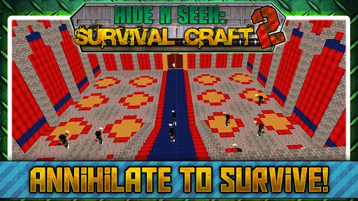 Hide N Seek: Survival Craft 2