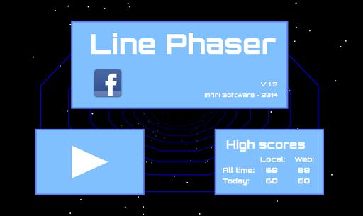 【免費街機App】Line Phaser-APP點子