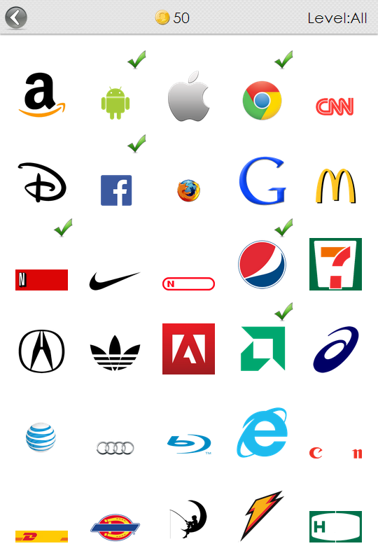 the gallery for gt google logos quiz