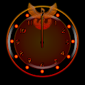 PhoenixFlame Clock Widget icon