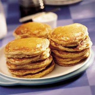 5 Spot Banana Pancakes.