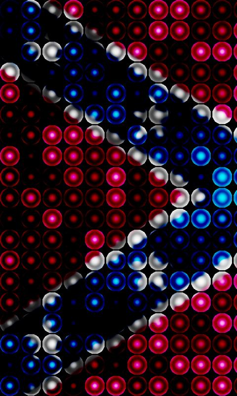 LED Rebel Flag Live Wallpaper - screenshot