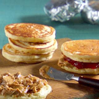 PB and J Pancakes