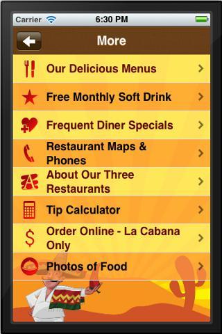 【免費商業App】Mexican Food-APP點子