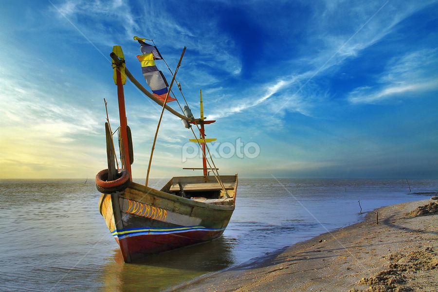 PURNAMA by Muhammad Buchari - Transportation Boats ( water, device, transportation )