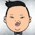 Psy Gentleman Karaoke Lyrics logo