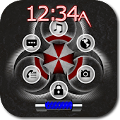 Umbrella Corp Go Locker Theme