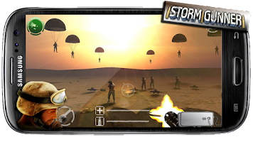Screenshot of Storm Gunner HD: War Combat