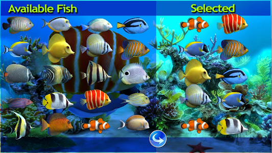 Sim Aquarium screenshot 5