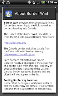 Border Wait- screenshot thumbnail
