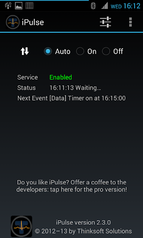 Screenshots for iPulse  Connection manager